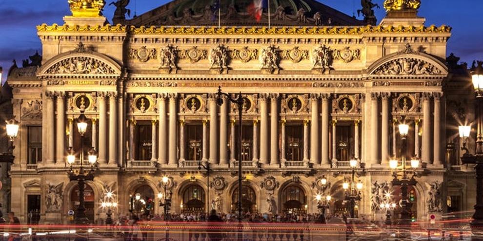 image article opéra Garnier le régence hôtel paris